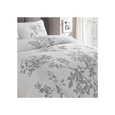 Echelon Home Silent Woods Duvet Cover Set
