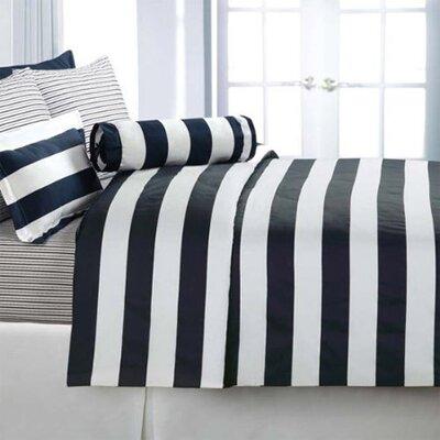 Echelon Home Cabana Stripe Duvet Cover Set