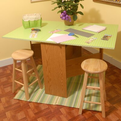 Arrow Sewing Cabinets Pixie Drop Leaf Cutting Table