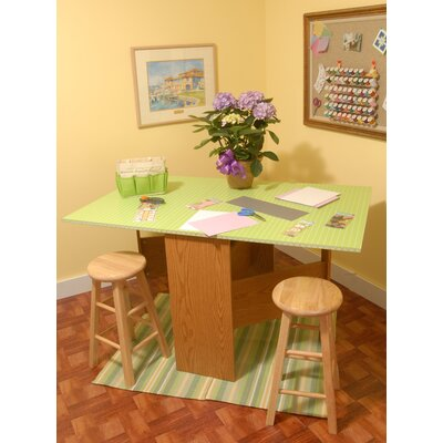 Pixie Drop Leaf Cutting Table