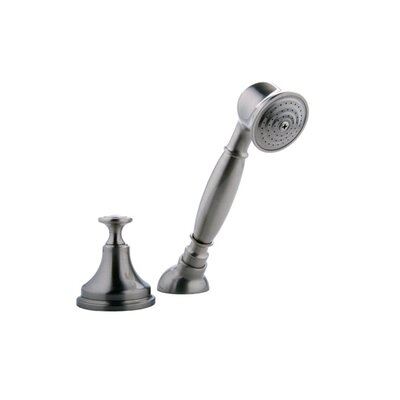 Meridian Diverter Hand Shower Faucet with Knob Handle