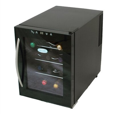 Thermoelectric 12 Bottle Wine Cooler