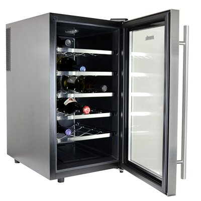 NewAir Thermoelectric 18 Bottle Wine Cooler