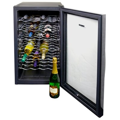 NewAir Thermoelectric 28 Bottle Wine Cooler
