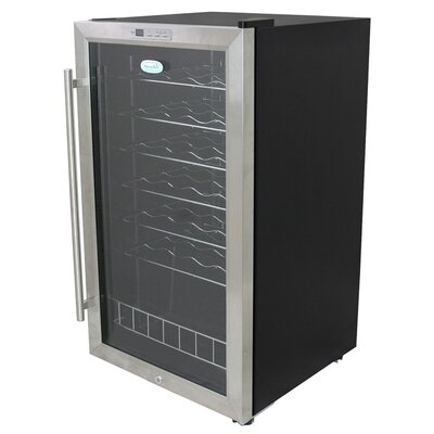 Compressor 33 Bottle Wine Cooler