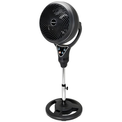 "NewAir 12"" 2-in-1 Tabletop and Pedestal Vortex Fan"