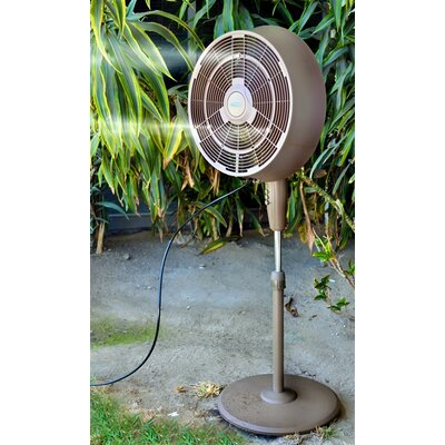 "NewAir 16"" Oscillating Outdoor Misting Fan"