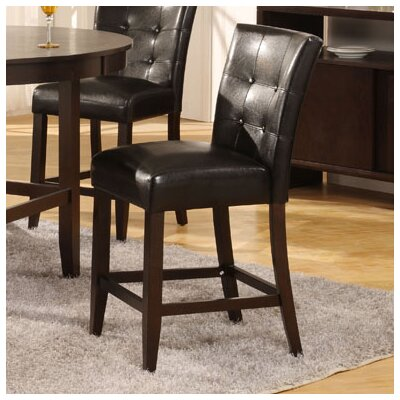 "Modus Furniture Bossa 26"" Bar Stool with Cushion"