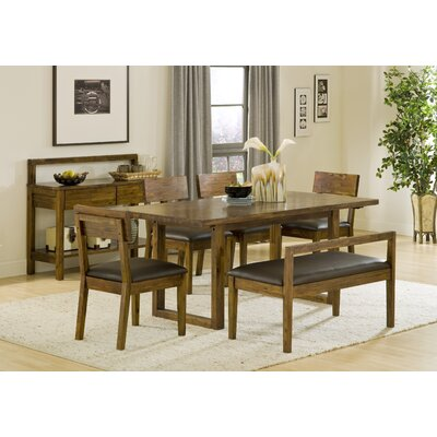 Alba 6 Piece Dining Set