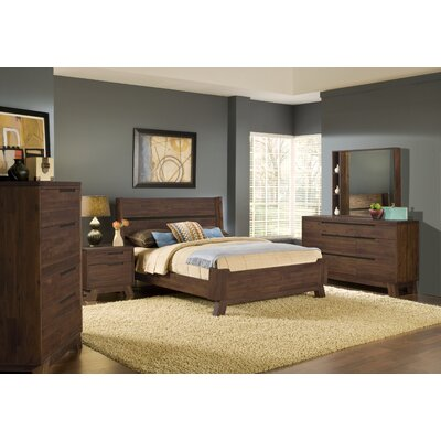 Modus Furniture Portland Platform Bedroom Collection