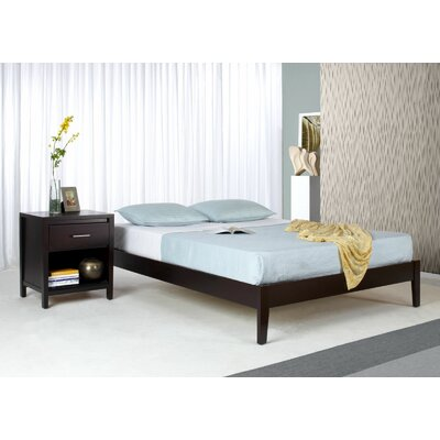 Modus Furniture Newport Simple Platform Bedroom Collection