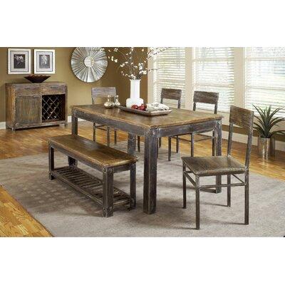 Modus Furniture Farmhouse Dining Table