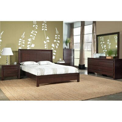 Modus Furniture Element Platform Bedroom Collection
