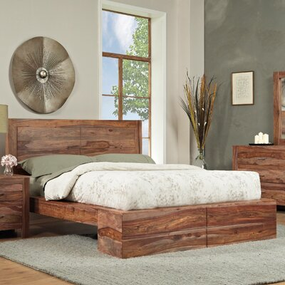 Modus Furniture Atria Platform Bedroom Collection