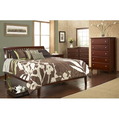 Modus Furniture Newport Platform Bedroom Collection