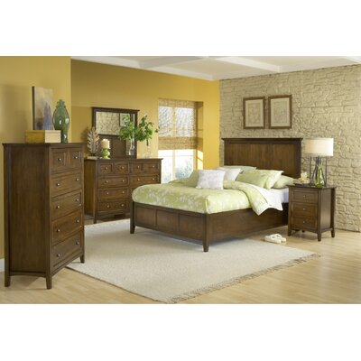 Modus Furniture Paragon Panel Bed