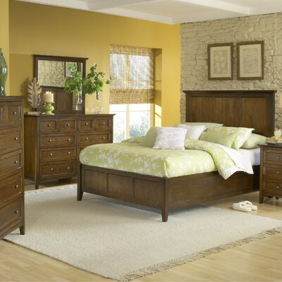 Modus Furniture Paragon Panel Bedroom Collection