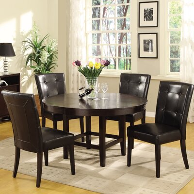 Modus Furniture Bossa 5 Piece Dining Set