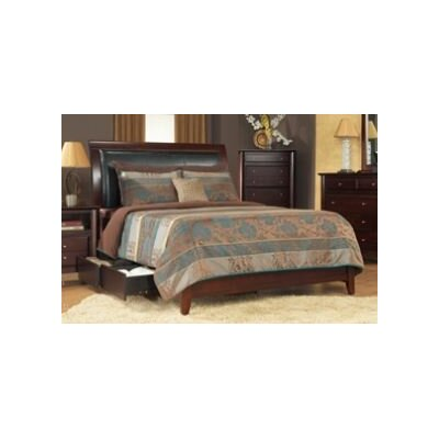 Modus Furniture City II Platform Bedroom Collection