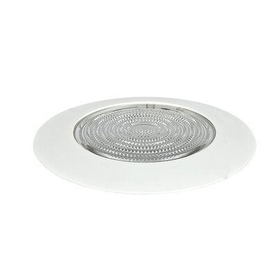 Fresnel 1 Light Shower Trim