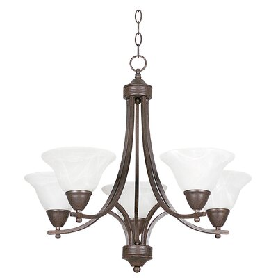 Metropolitan 5 Light Chandelier