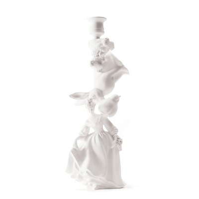 Artecnica Lady in Wonderland Metal Candelabra