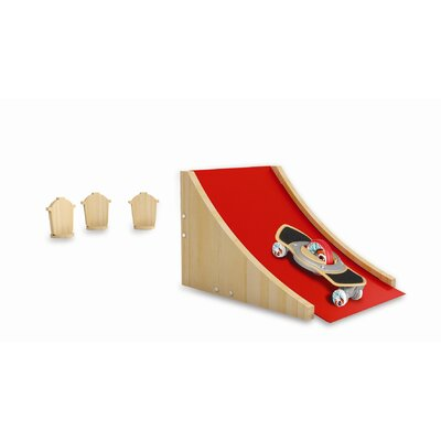 Red Tool Box Street Board Set