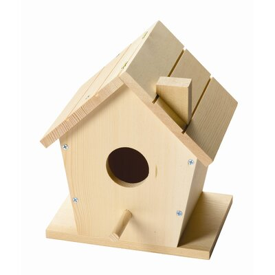 Red Tool Box Bird House