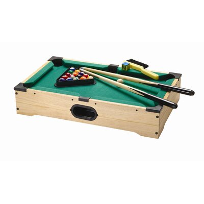 Red Tool Box 2' Pool Table