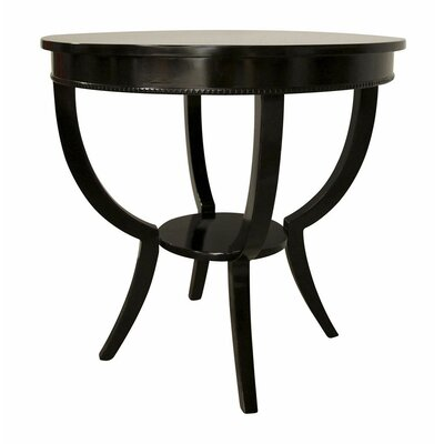 Noir Scheffield End Table