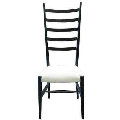 Noir Ladder Side Chair