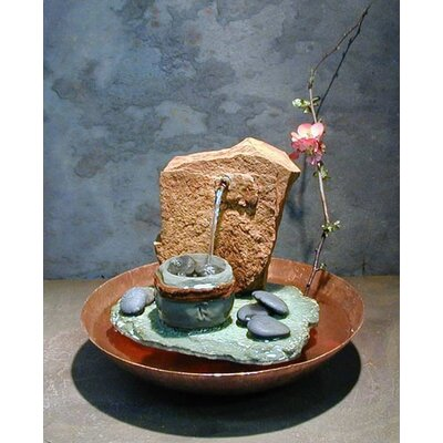 Zen Well Tabletop Fountain