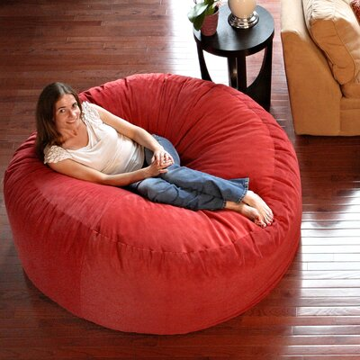 Gold Medal Bean Bags Comfort Cloud Bean Bag Chair