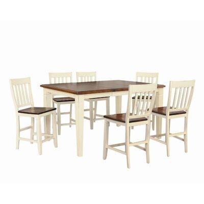 rectangular counter height table wayfair