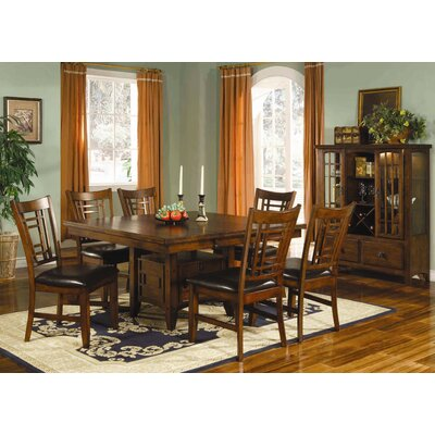 Lifestyle California Eureka Dining Table
