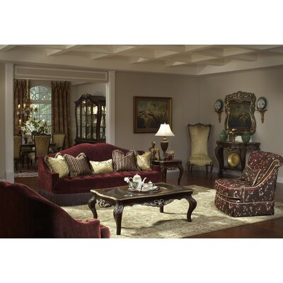 imperial court tufted living room collection wayfair