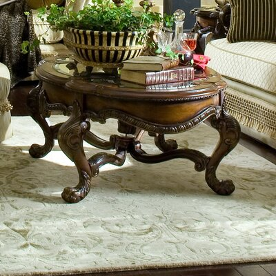 Michael Amini Chateau Beauvais Coffee Table