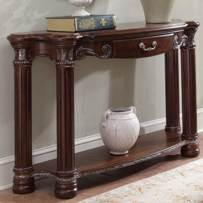 Michael Amini Monte Carlo II Console Table