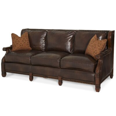 Carved Wood Couch | Wayfair