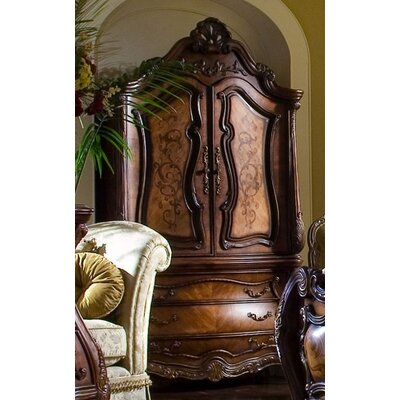 Michael Amini Chateau Beauvais Panel Bedroom Collection