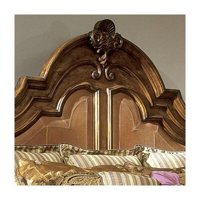 Michael Amini Tuscano Mansion Panel Bed