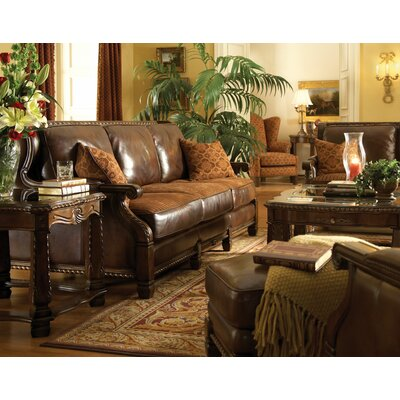Michael Amini Windsor Court Living Room Collection