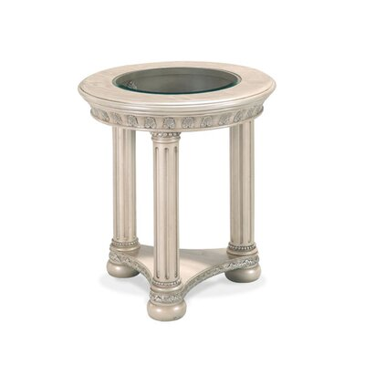 Michael Amini Monte Carlo II Side Table