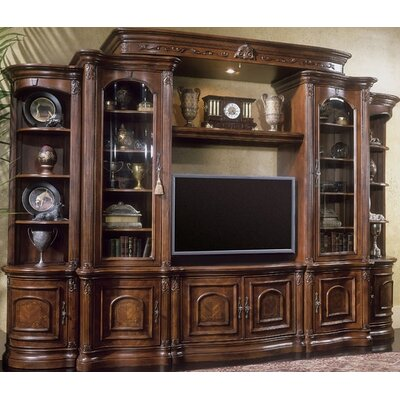 Villagio Entertainment Center Wayfair