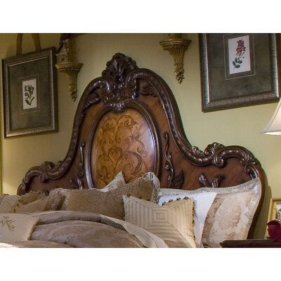 Michael Amini Chateau Beauvais Panel Headboard