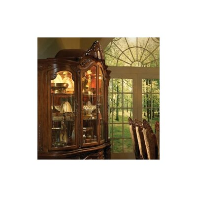 Michael Amini Cortina China Cabinet