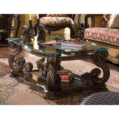Michael Amini Oppulente Coffee Table