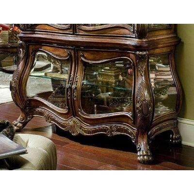 Michael Amini Chateau Beauvais Curio Cabinet