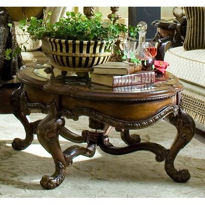 Michael Amini Chateau Beauvais Coffee Table Set