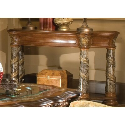 Michael Amini Villa Valencia Console Table